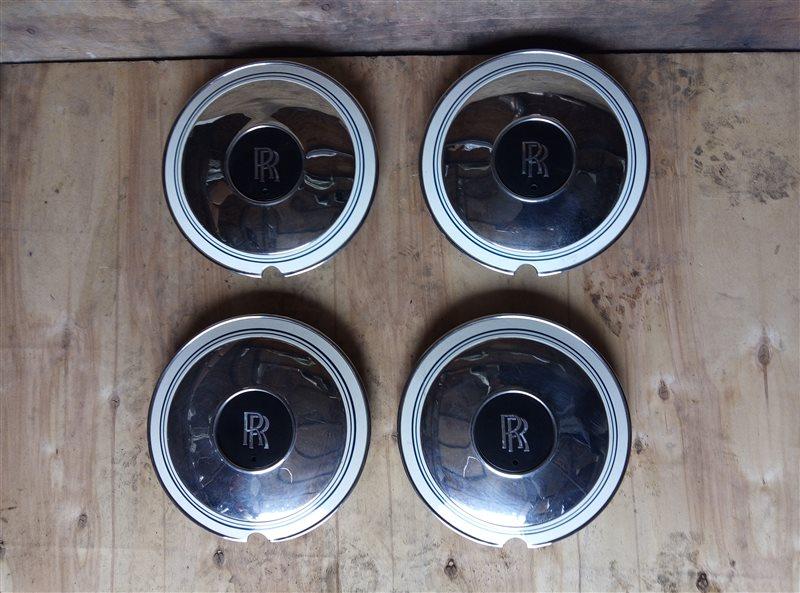 Колпаки на колеса Rolls-Royce Silver Spirit L410 (б/у)
