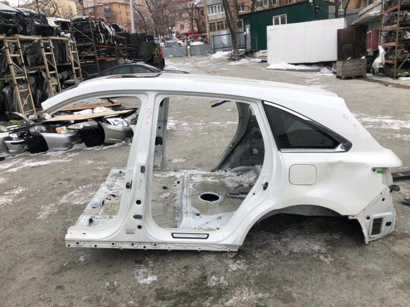 Крыло Acura Mdx YD3 J35Y5 01.2019 заднее левое (б/у)