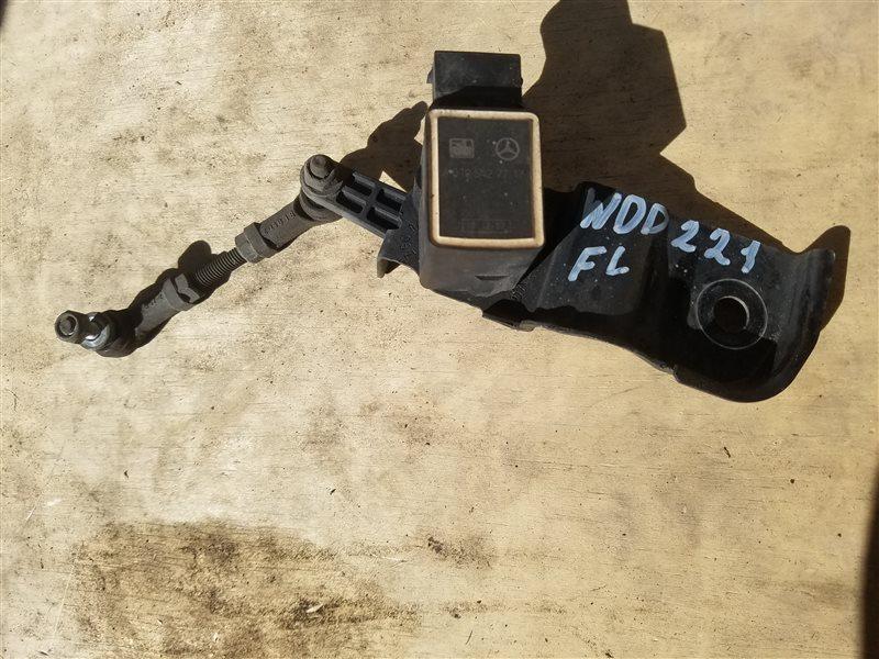 Датчик контроля высоты Mercedes S 500 Long W221 273.961 01.2008 передний левый (б/у)