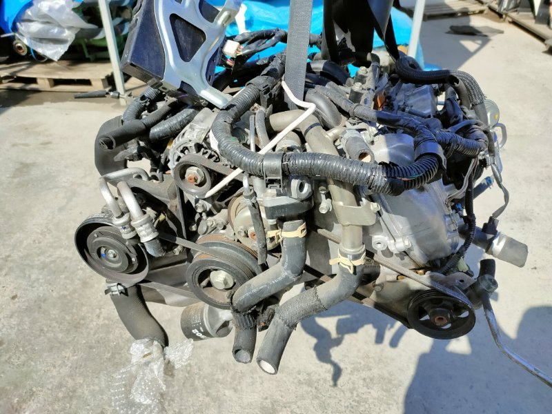 Двигатель Daihatsu Hi-Jet S321V KFVE 097396 (б/у)