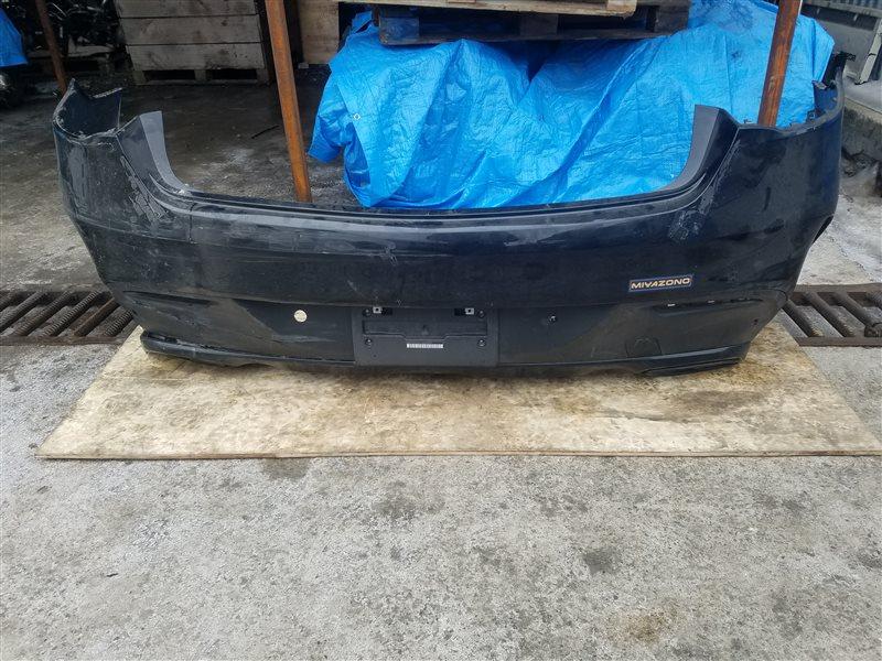 Бампер Mercedes Gle Coupe C292 задний (б/у)