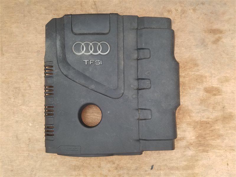Декоративная крышка двс Audi Q5 8RB CDNC 06.2011 (б/у)