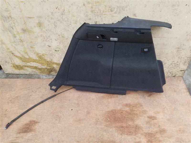 Обшивка багажника Audi Q5 8RB CDNC 06.2011 задняя левая (б/у)