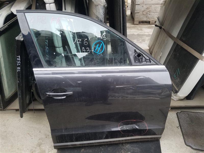Дверь Audi Q5 8RB CDNC 06.2011 передняя правая (б/у)