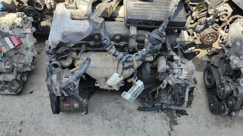 Двигатель Nissan Serena PC24 SR20DE 473056B (б/у)