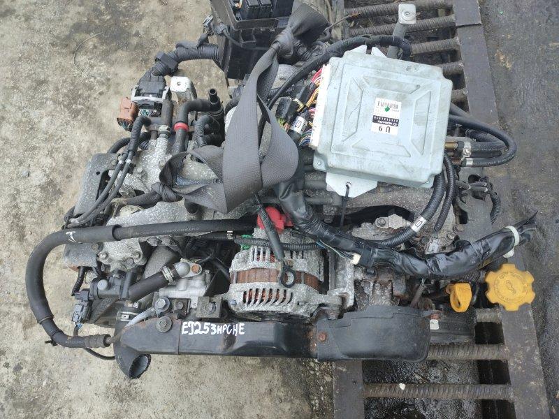 Двигатель Subaru Legacy BP9 EJ253 C593948 (б/у)