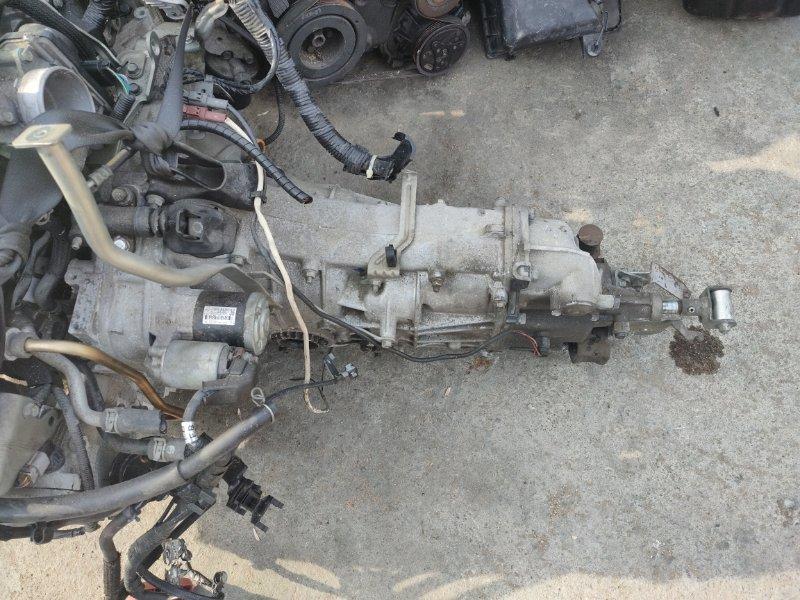 Мкпп Subaru Impreza GH2 EL154 D689298 (б/у)