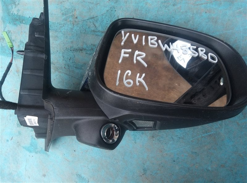 Зеркало Volvo V70 BW48 переднее правое (б/у)