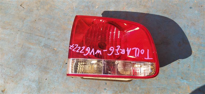 Стоп-сигнал Volkswagen Touareg 7L задний правый (б/у)