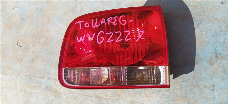 Стоп-сигнал Volkswagen Touareg 7L задний левый (б/у)