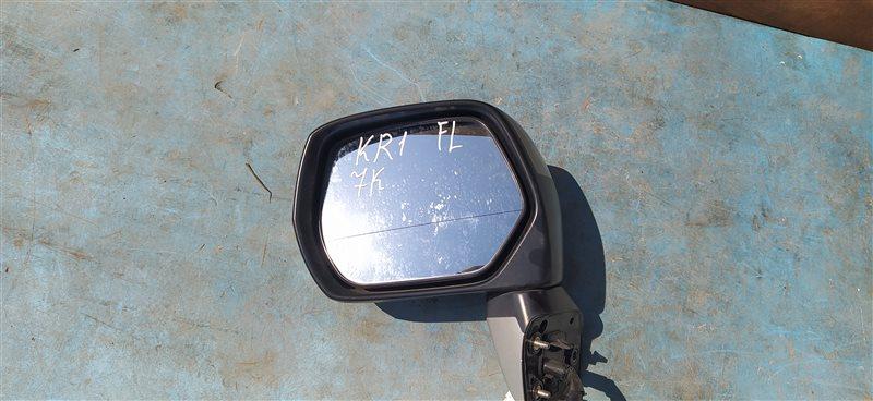 Зеркало Honda Stepwgn RK1 переднее левое (б/у)
