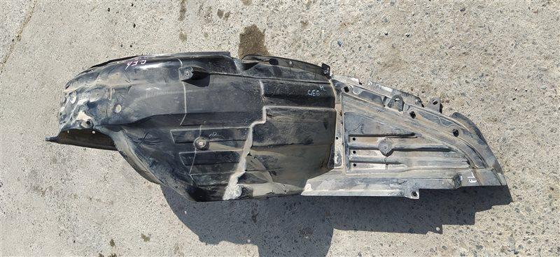 Подкрылок Subaru Impreza GE6 передний левый (б/у)