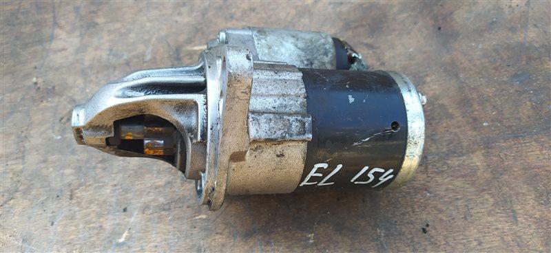 Стартер Subaru Impreza GH2 EL154 (б/у)