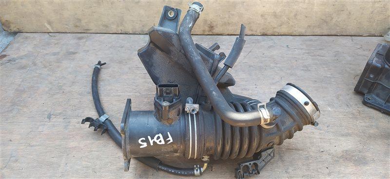 Патрубок воздушн.фильтра Nissan Sunny FB15 QG15DE (б/у)