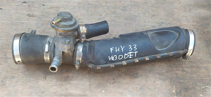Патрубок интеркулера Nissan Cima FHY33 VQ30DET (б/у)