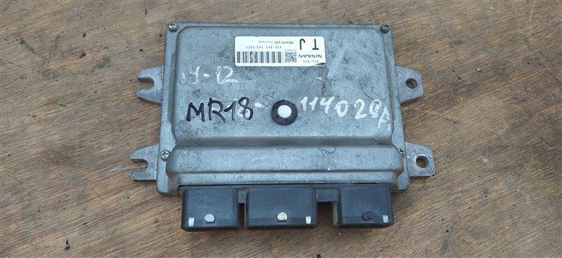 Блок efi Nissan Wingroad JY12 MR18DE (б/у)