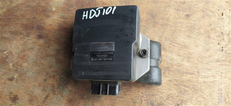 Блок управления форсунками Toyota Land Cruiser HDJ101 1HD-FTE 07.2001 (б/у)