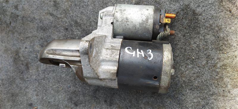Стартер Subaru Impreza GH3 EL154 (б/у)