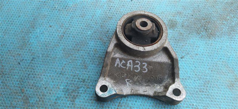 Подушка редуктора Toyota Rav4 ACA31 2AZ-FE задняя правая (б/у)