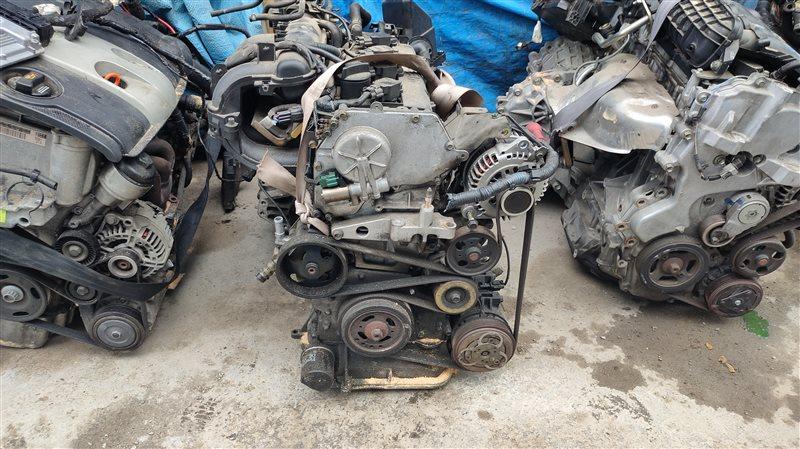 Двигатель Nissan Serena TC24 QR20DE 476330A (б/у)