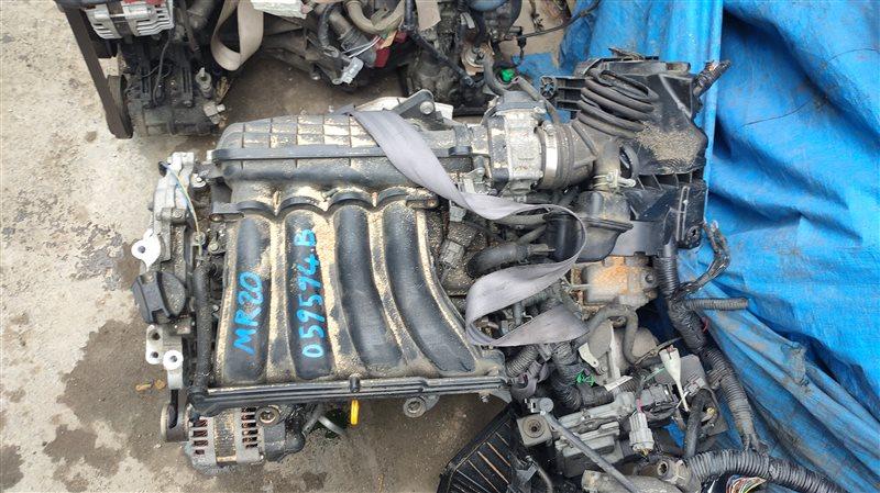 Двигатель Nissan Serena C25 MR20DE 059594B (б/у)