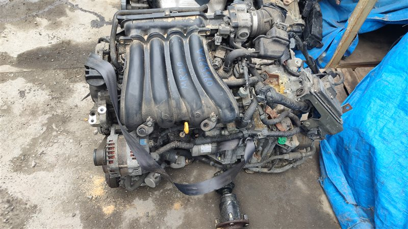 Двигатель Nissan Serena C25 MR20DE 095592A (б/у)