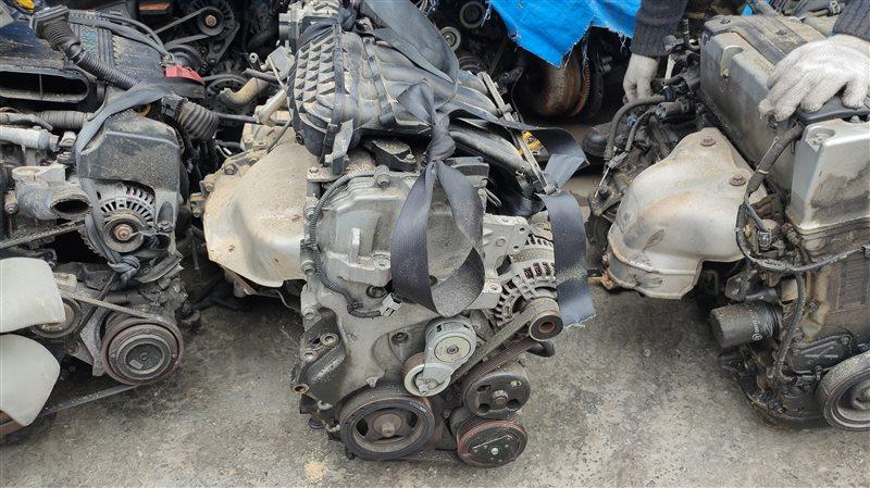 Двигатель Nissan Serena CC25 MR20DE 502089A (б/у)