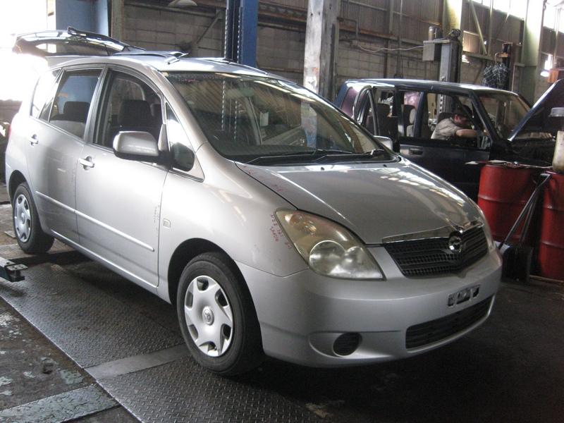 Торпеда Toyota Spacio NZE121 1NZ