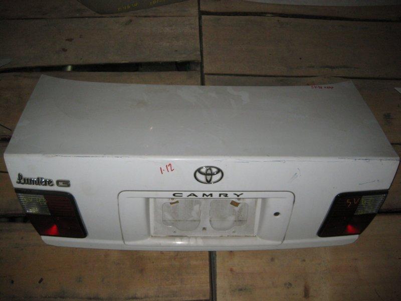 Крышка багажника Toyota Camry SV40 4S 1997