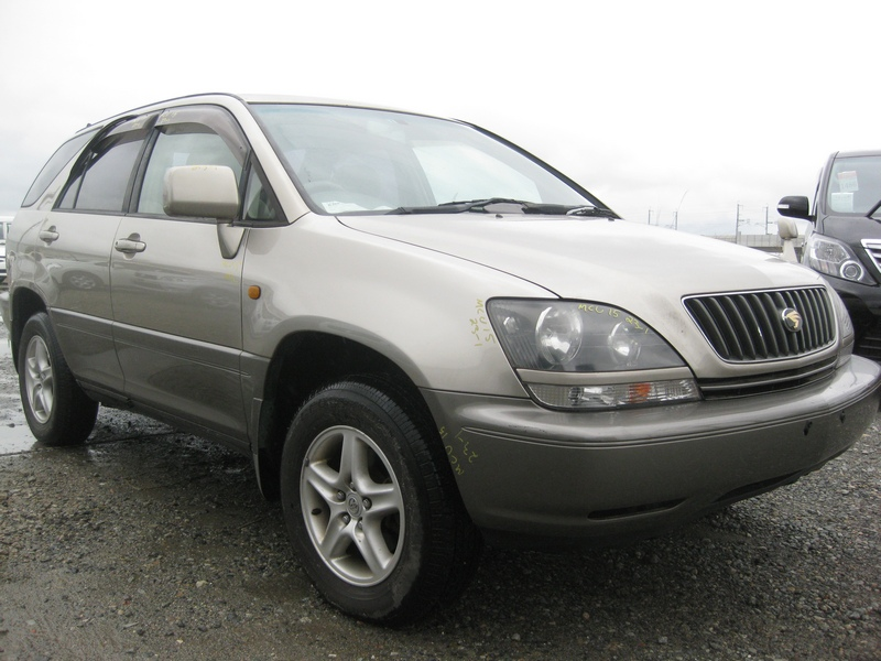 Подрамник двс Toyota Harrier MCU15 1MZ