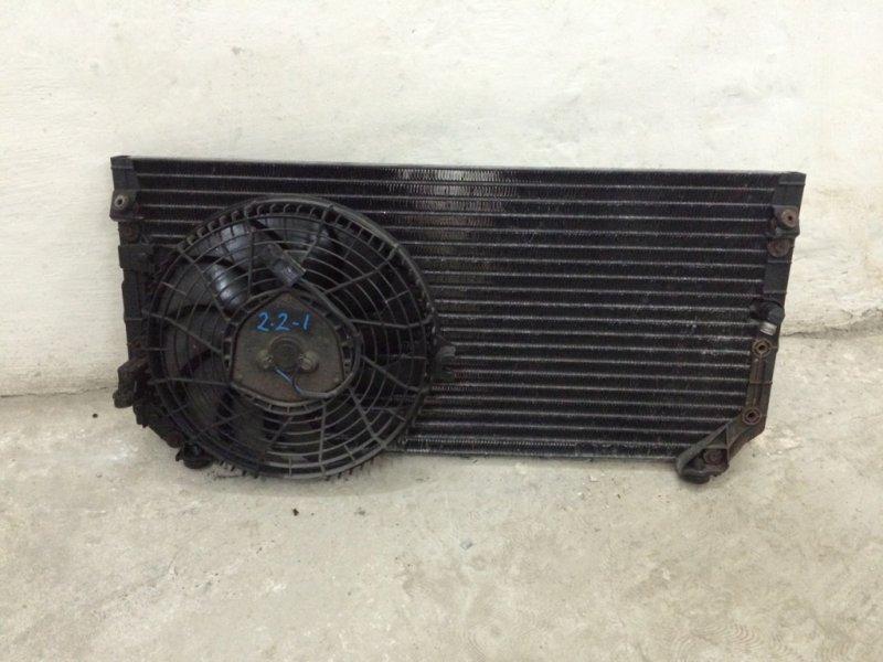 Радиатор кондиционера Toyota Spacio AE111 4A