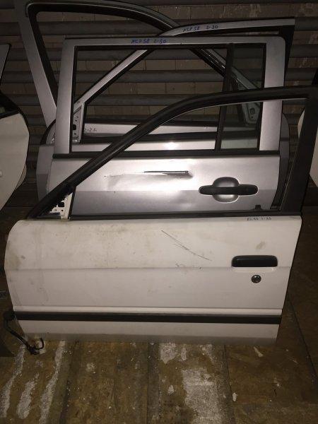 Дверь Toyota Corsa EL53 5E 1997 передняя левая