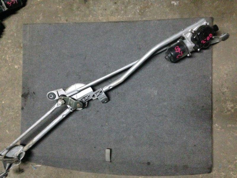 Мотор дворников Nissan Note E11 HR15