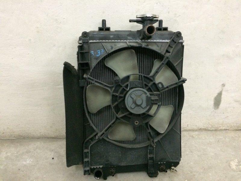 Радиатор основной Toyota Passo QNC10 K3VE 2004
