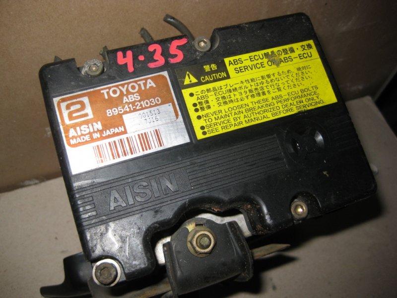 Блок управления abs Toyota Caldina ST215 3S 1998