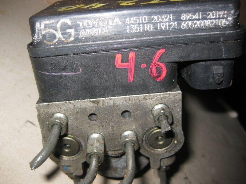 Блок управления abs Toyota Allion ZZT240 1ZZ 2003