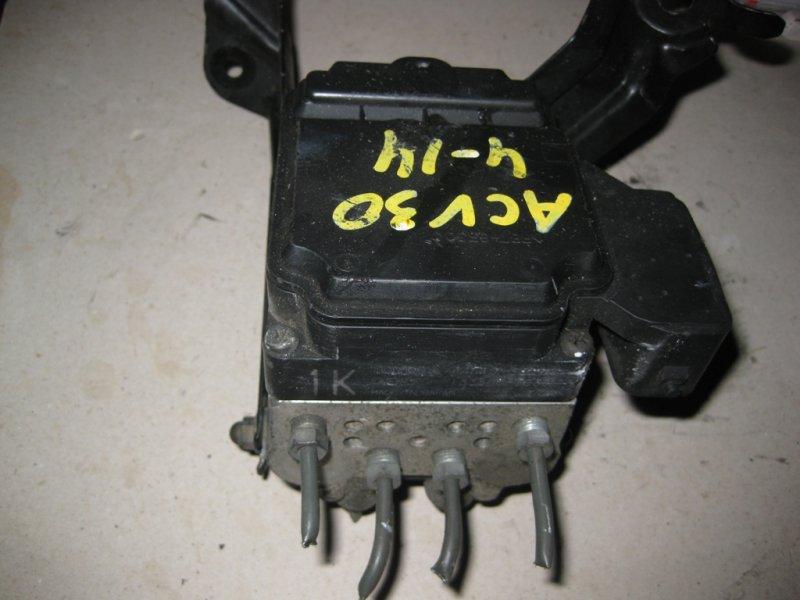Блок управления abs Toyota Camry ACV30 2AZ 2003