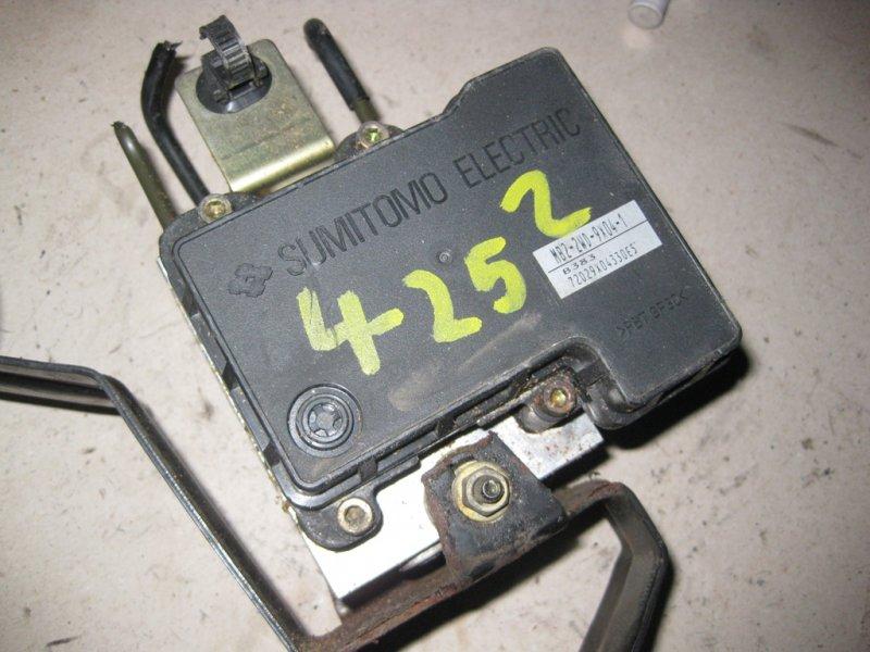 Блок управления abs Mitsubishi Diamante F31A 6G73 1999