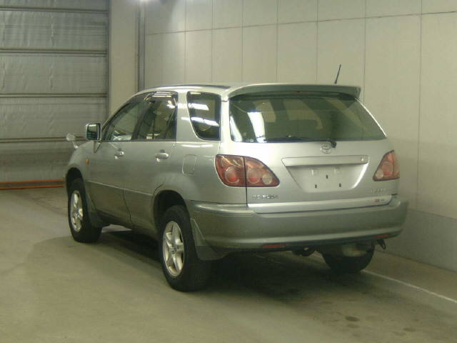 Балка задняя Toyota Harrier MCU15 1MZ 1998 задняя
