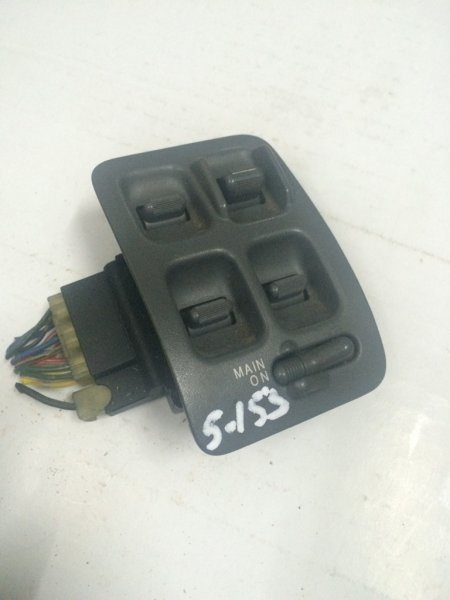 Блок упр. стеклоподьемниками Honda Cr-V RD1 B20B 1997