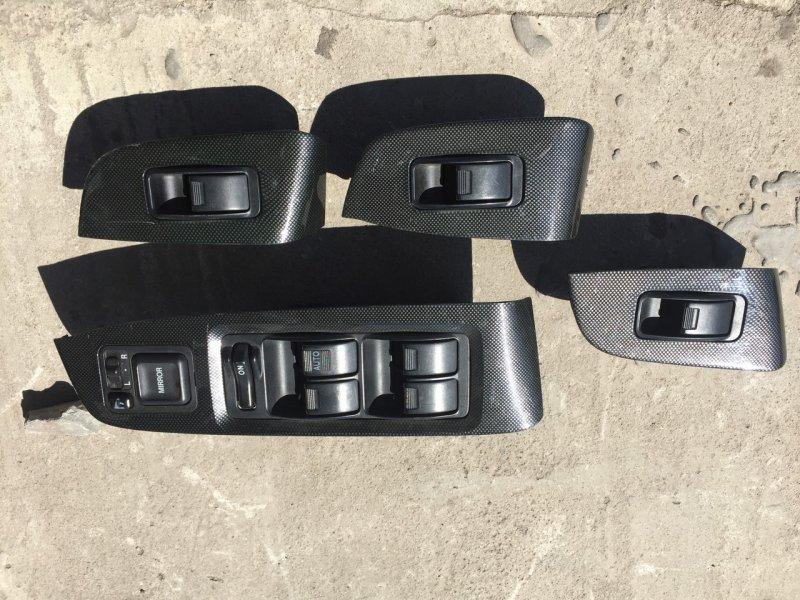 Блок упр. стеклоподьемниками Honda Accord CL1 H22A 2001
