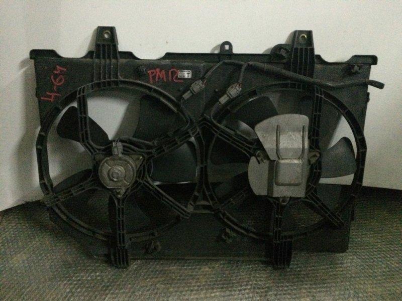 Диффузор радиатора Nissan Liberty PM12 SR20