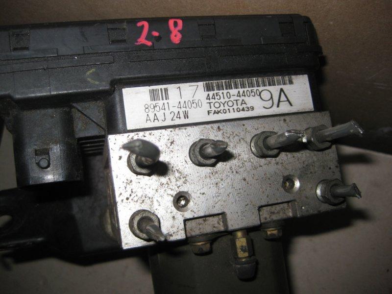 Блок управления abs Toyota Ipsum ACM21 2AZ
