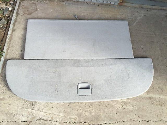 Коврик багажника Toyota Nadia SXN15 3S