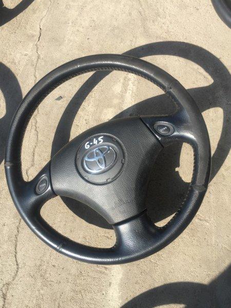 Airbag на руль Toyota Kluger ACU20 1MZ 2001