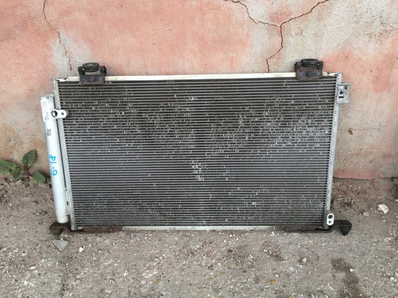 Радиатор кондиционера Toyota Avensis AZT255 1AZ 2007