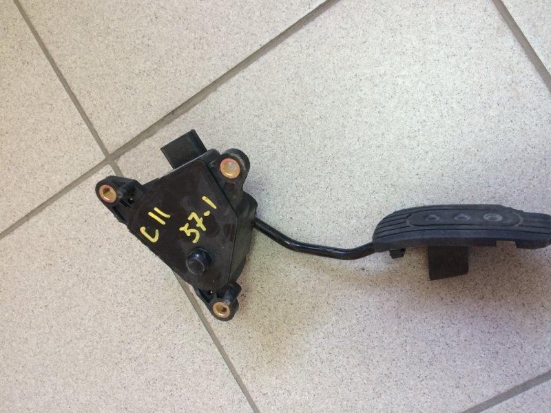 Педаль газа Nissan Tiida C11 HR15