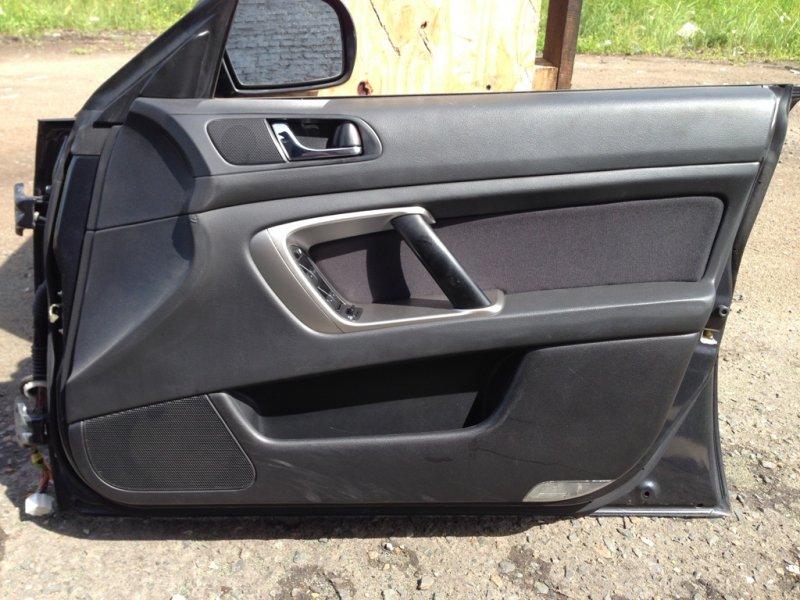 Обшивка дверей Subaru Legacy BL5 EJ20X 2006