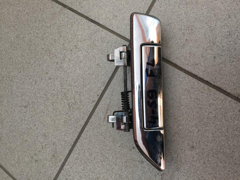 Ручка двери внешняя Nissan Bluebird EU14 SR18 передняя левая