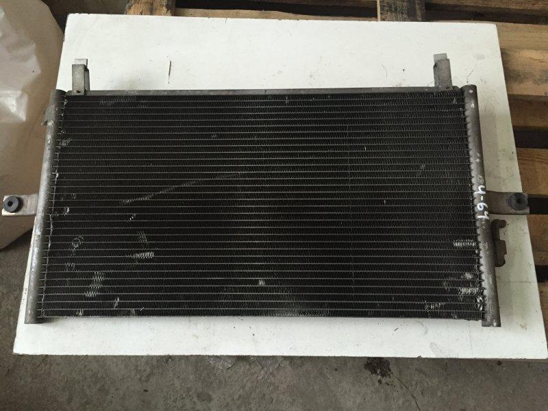 Радиатор кондиционера Nissan Liberty PM12 SR20 1999